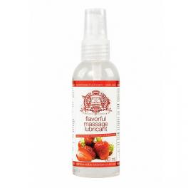 TOUCHE ICE LUBRICANTE COMESTIBLE FRESA 80 ML