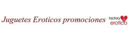 JUGUETES EROTICOS PROMOCIONES