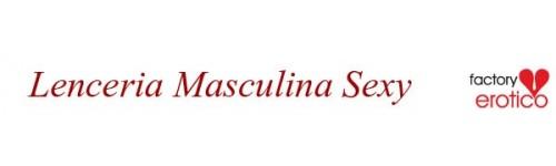 LENCERIA MASCULINA SEXY