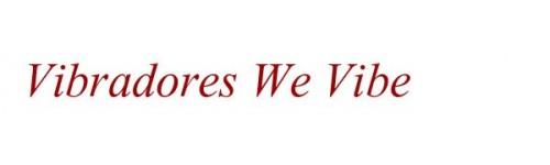Vibradores we vibe