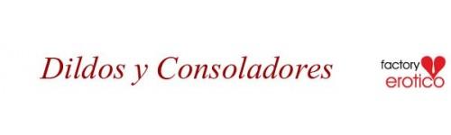 DILDOS Y CONSOLADORES
